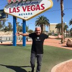 Image for the Tweet beginning: The #DynamicPetDuo talk about #CesarMillan's#LasVegas