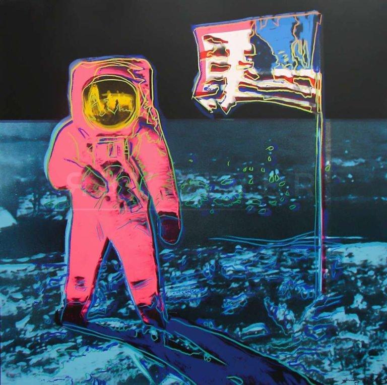 1969 moon walk - 768×763