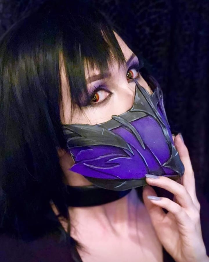 Lady Maul Cosplay On Twitter Who S Your Favorite Mortal Kombat