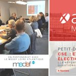 Image for the Tweet beginning: Hier à Nantes, @CaroleDulac, experte