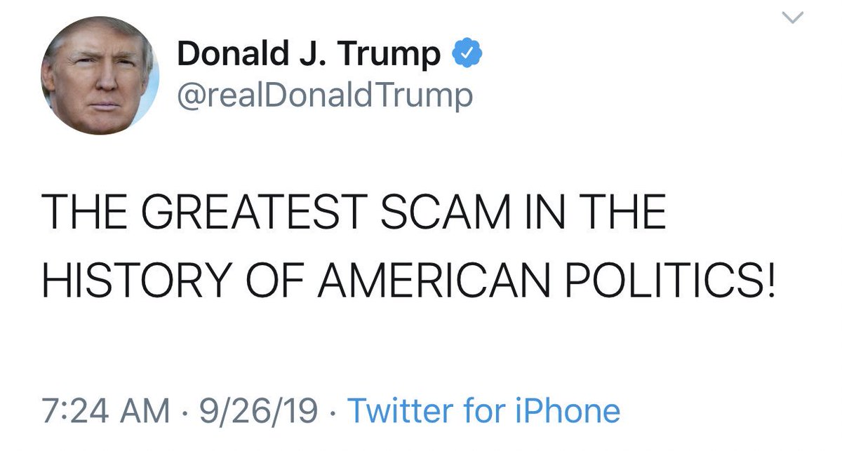 So many Trump scams to choose from over the years, it's hard to pick just one. Let's make a list, shall we? I'll go first. TRUMP UNIVERSITY aka Trump Wealth Institute and Trump Entrepreneur Initiative LLC abcnews.go.com/US/judge-final…