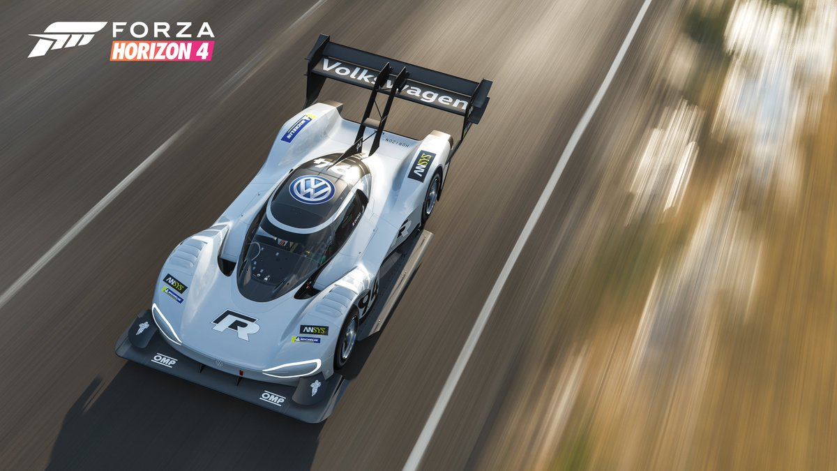#ForzaHorizon4 Series 14 is bringing a number of new cars for players to earn in the game, including a pair of McLarens in the 600 LT & 720S, along with the incredible 2018 @VW #94 Volkswagen Motorsport I.D. R Pikes Peak. Whos looking forwards to throwing this up some hills!