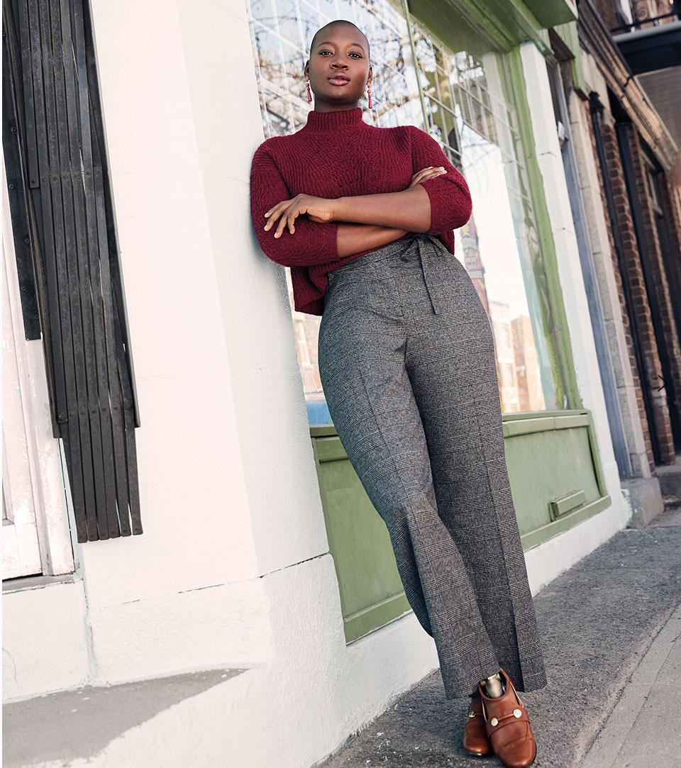 We were today years old when we learned that @Reitmans included model and #amputee @mama_cax in their Fall 2019 clothing campaign! #WorkIt #FashionForward #Representationpic.twitter.com/q6KKL1DS5N