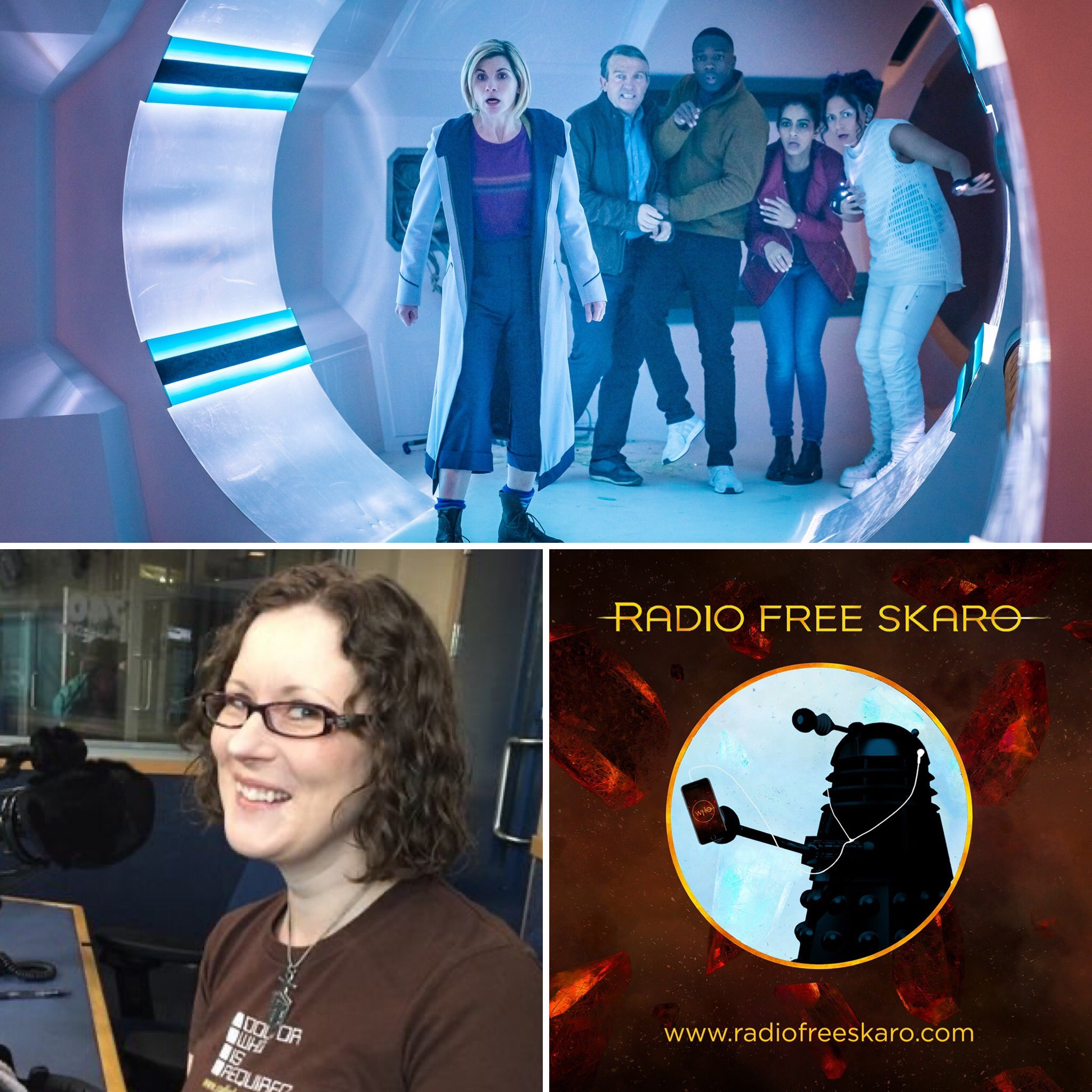 Radio Free Skaro On Twitter Sunday On Rfs 708 Our Doctorwho Series 11 Commentaries Continue With The Tsuranga Conundrum With Guest Hollygodarkly Https T Co Iubpu2k3k1