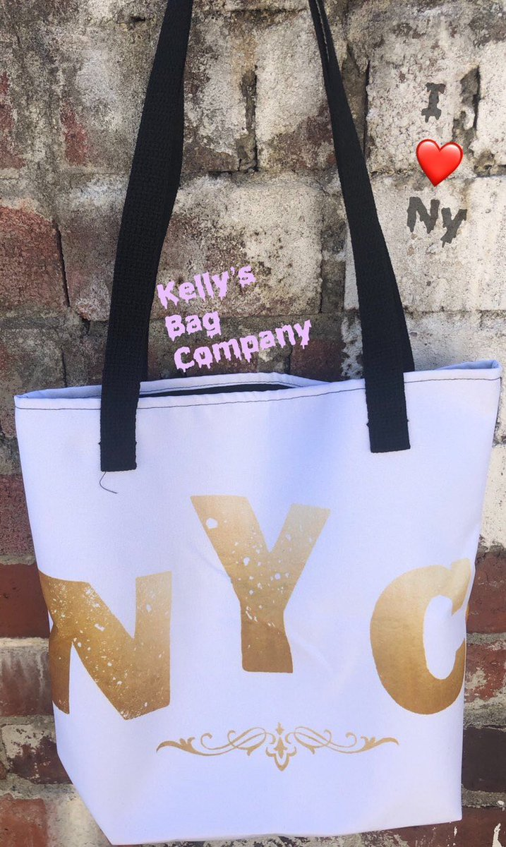 No more plastic bags in #newyork rep your city as you shop get your now at my #etsy shop: Nyc Tote bag  #bagsandpurses #nyc #totebags #gifts #fashion  #nomoreplasticbags