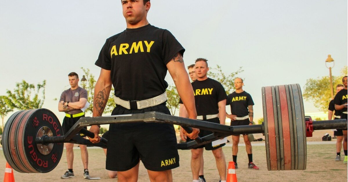 Army announces the standards for the new Army Combat Fitness Test. trib.al/1epf0K0