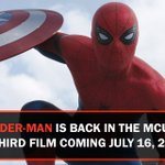 Image for the Tweet beginning: Sony Pictures announced today that