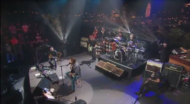 Pearl Jams performance of Just Breathe at @ACLTV in 2009. #ThrowBackspacer