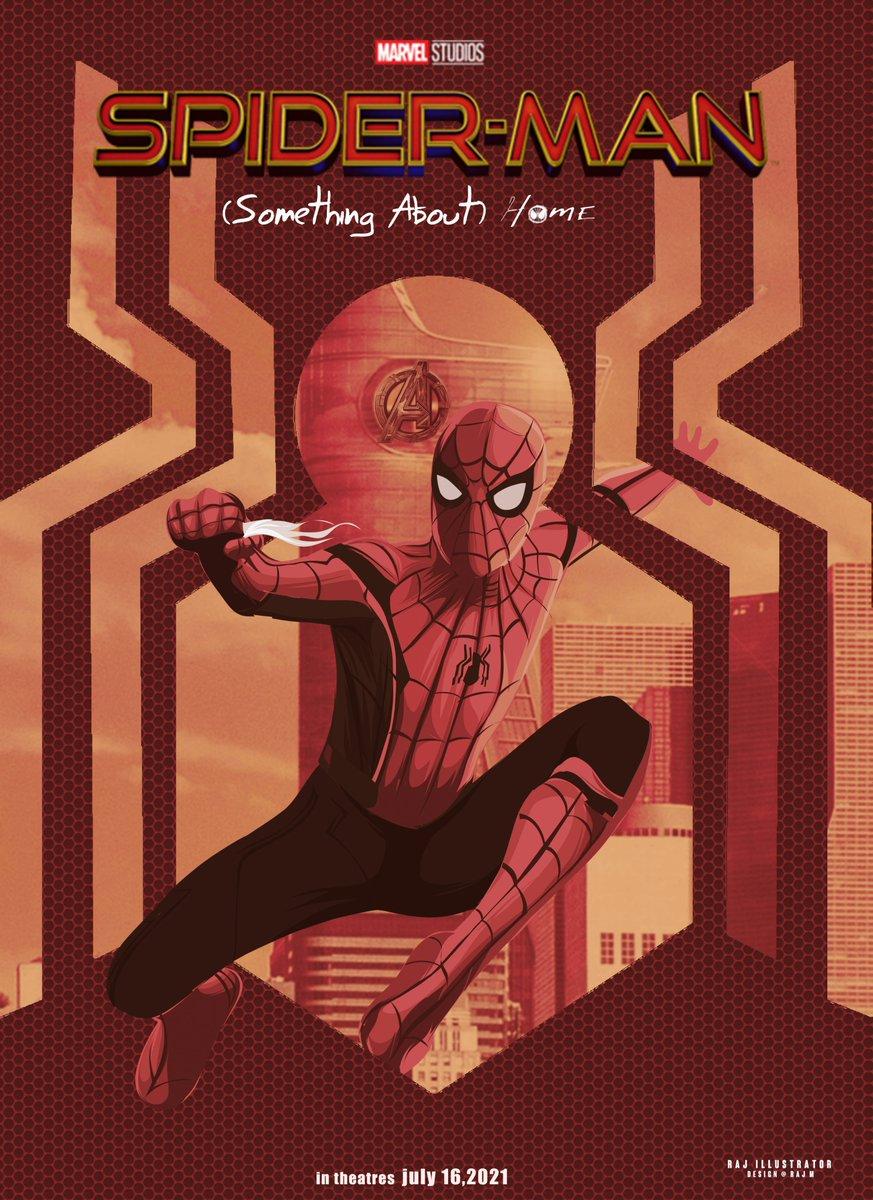 welcome back spidey  @SpiderManMovie @SpiderMan @DisneyStudios @SonyPictures @MarvelStudios #SonyPictures #SpiderMan #SpidermanBelongsInTheMCU #SpiderMan3 @TomHolland1996   #vectorart #spiderman #spidermanbacktohome #tomholland #rajillustrator #SpiderManFarFromTheMCU  #KevinFeige<br>http://pic.twitter.com/0pyrbonwHU