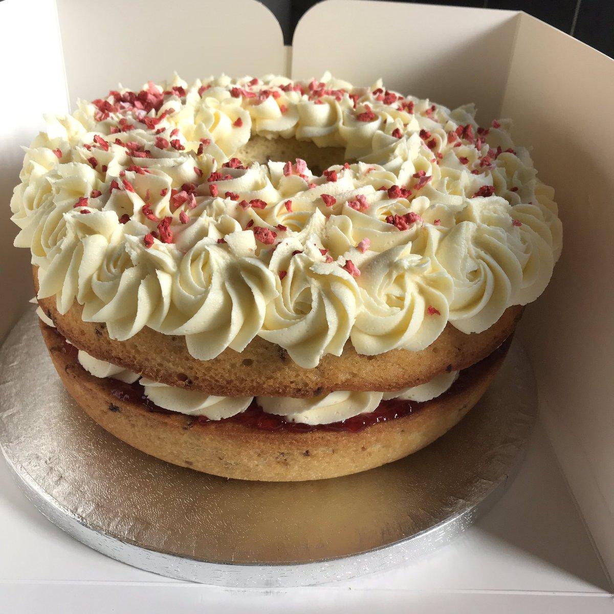 The Baking Nannas Tweet Donation Cakes For