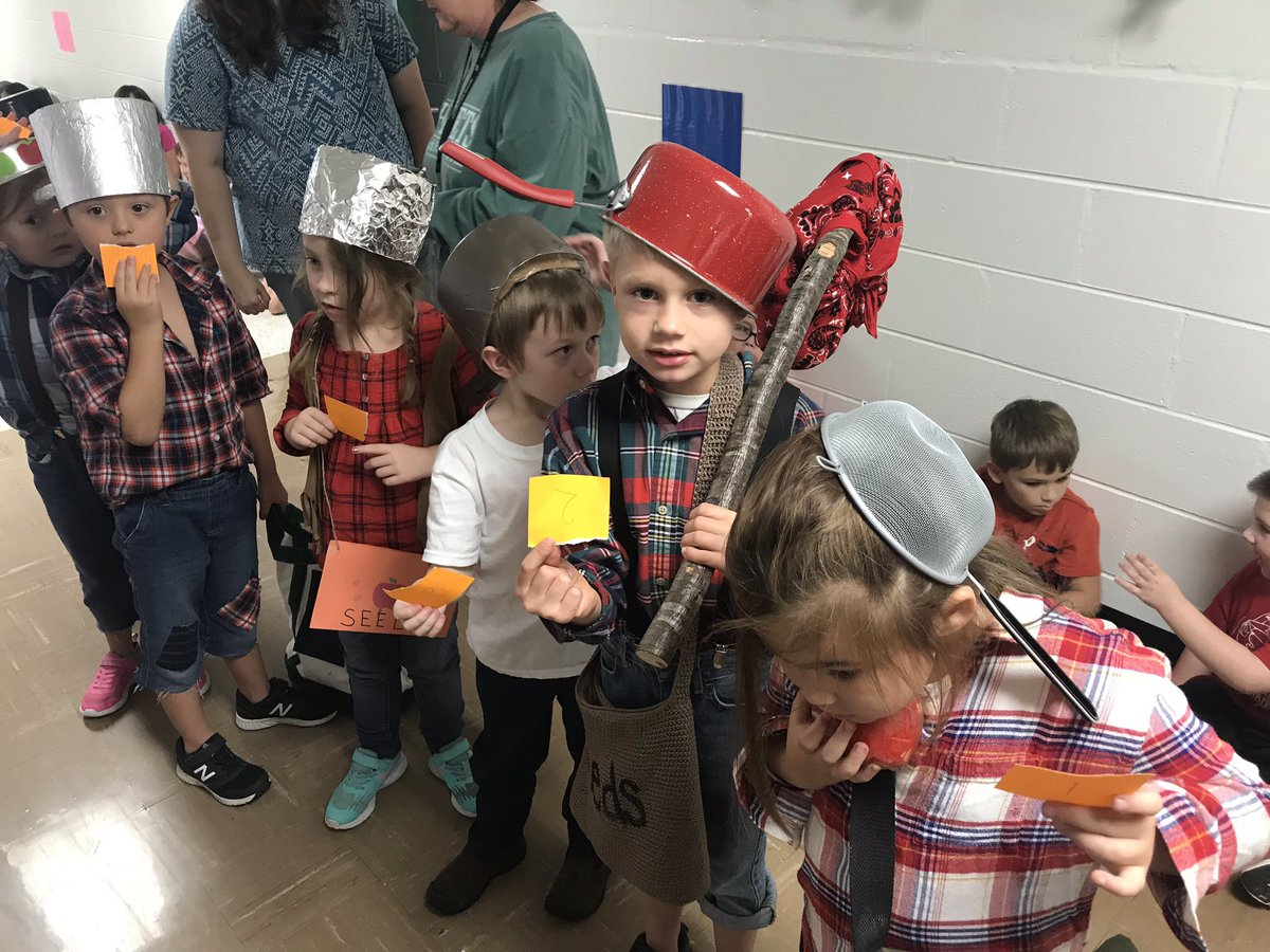 Highland Rim Hornets On Twitter Johnny Appleseed Day In 1st Grade At Hrs Lcschools1