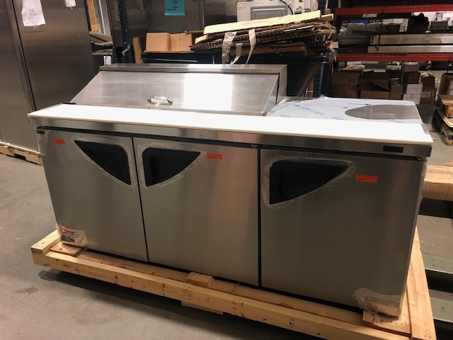 Scratch & Dent Commercial Equipment | Used Restaurant ...