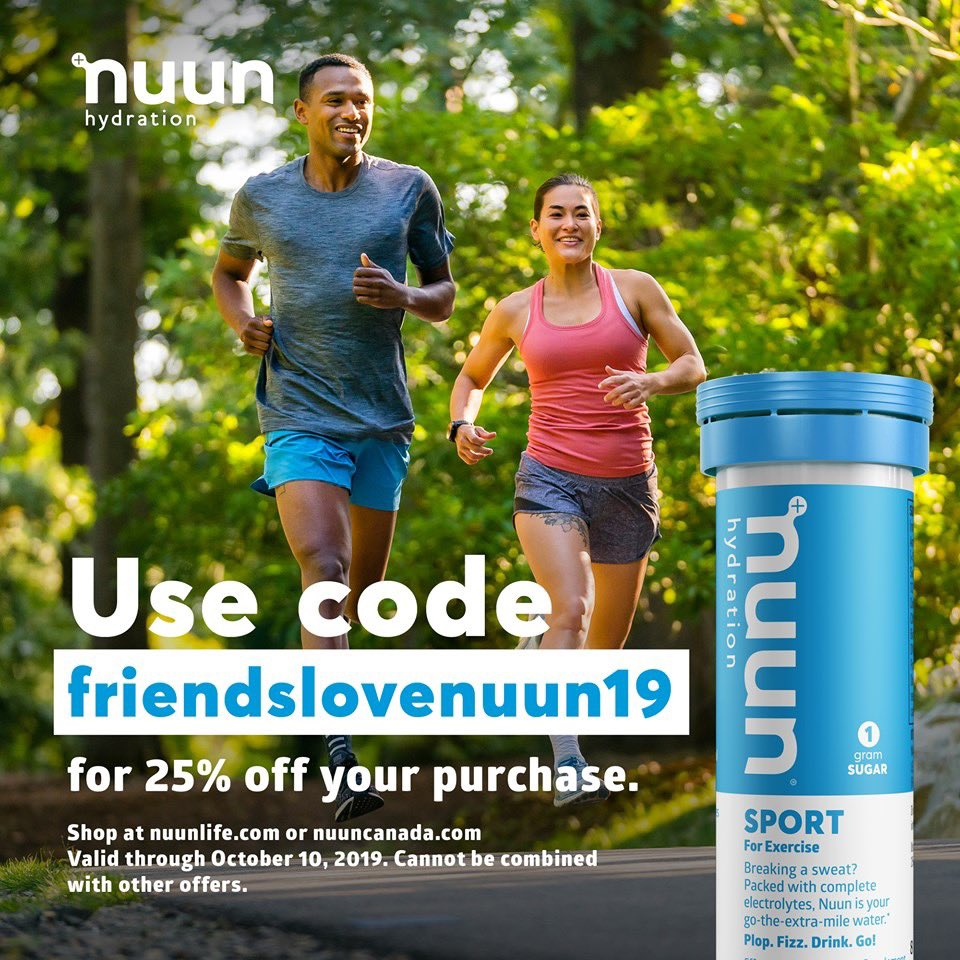 Seriously the BEST way to stay hydrated!! I use the vitamins very morning and nuun active every single time I run!! #nuunlove #nuunlife #nuunbassador #nuunbassador2019 @nuunhydration<br>http://pic.twitter.com/kT6z1KrblA