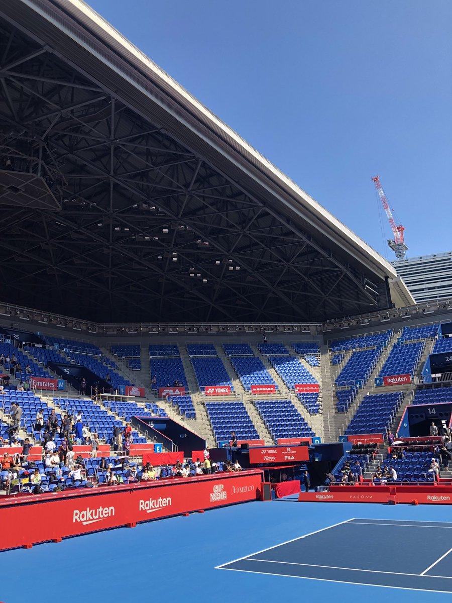楽天 ジャパン オープン テニス 2019