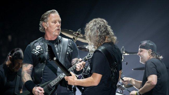 Cooperativa On Twitter Metallica Cancela Gira Por Ingreso