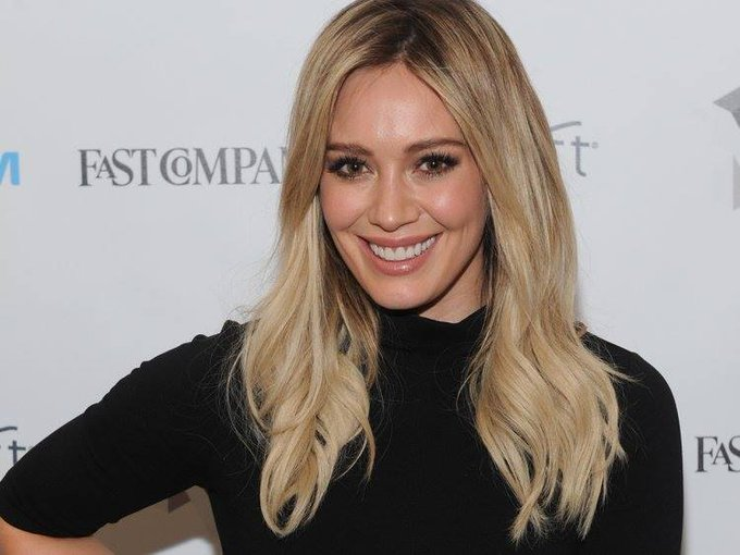 Happy 32nd Birthday Hilary Duff.  September 28th, 1987