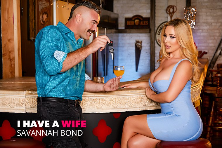 She flew all the way in from Australia...it doesnt matter if its her friends husband. @thesavannahbond is welcomed to America by @RealDera in #IHaveAWife, available NOW!