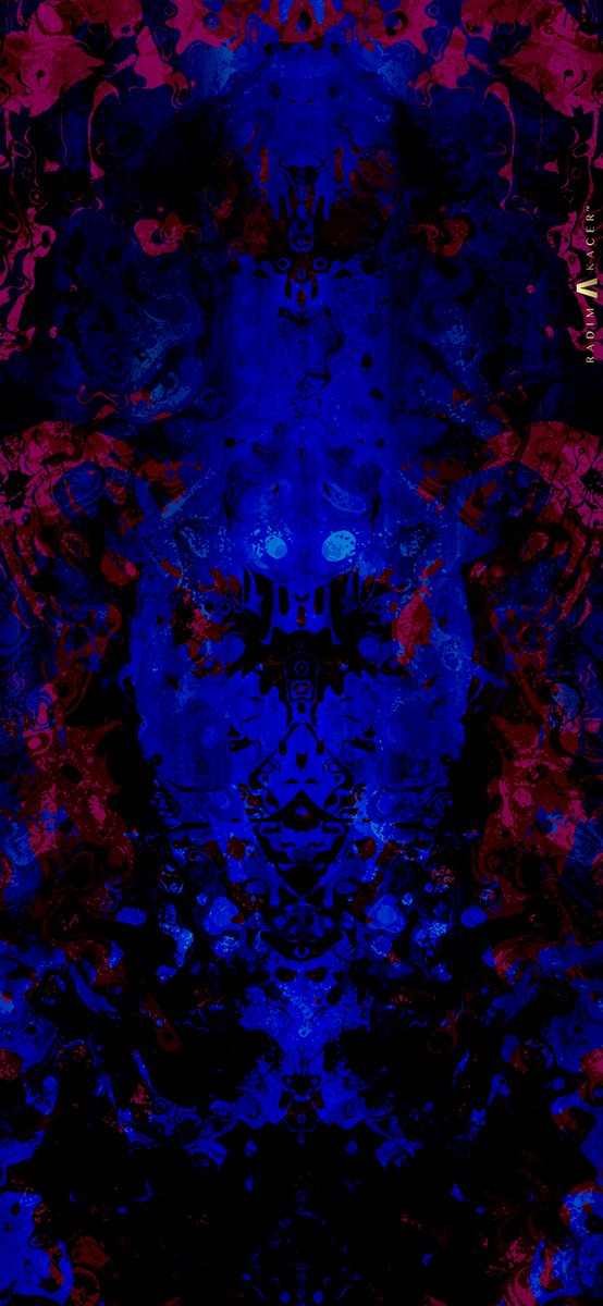 Radim Kacer On Twitter The Wallpaper For Phones Free Edition Moving Older Free Wallpapers To Blog Https T Co Nqezftjcxe Iphone11promax Iphonewallpaper Iphonexs Abstract Free Paintings Digitalart Contemporaryart Blue Pattern