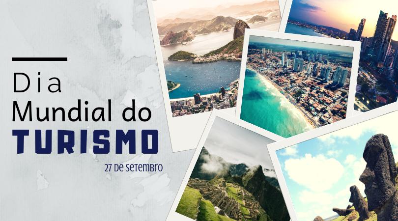 Feliz Dia do Turismo! https://t.co/cAnqLEw1F8
