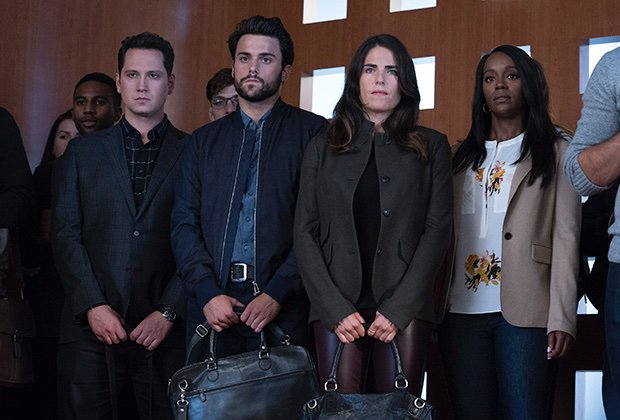 #HowToGetAwayWithMurder Final Season Twist: Original Cast Member Quietly Exits as Series Regular  https:// tvline.com/2019/09/27/kar la-souza-leaving-how-to-get-away-with-murder-season-6-laurel/  …  #HTGAWM <br>http://pic.twitter.com/LhsL8MqBUC