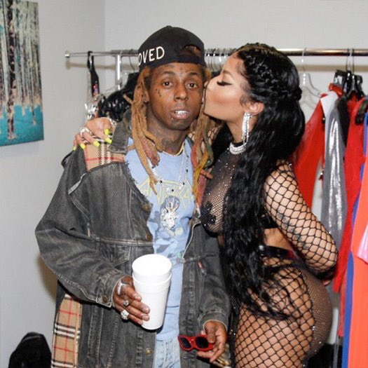 It's the 🐐 bday 🗣 HBD @LilTunechi