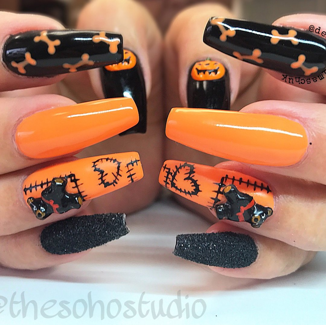 Halloween bears  so cute by @deannastelmaschuk using Gelavish Adventurous gel polish  #inm #inmhalloween #inmnails #inmgelvish #inmadventurous  #bearnails #halloweennails #halloweennailcontest#nailgazm #naillove #nailclub #nailsmagazine #nailprodigy #nailpromotepic.twitter.com/88DXGw4Hmm