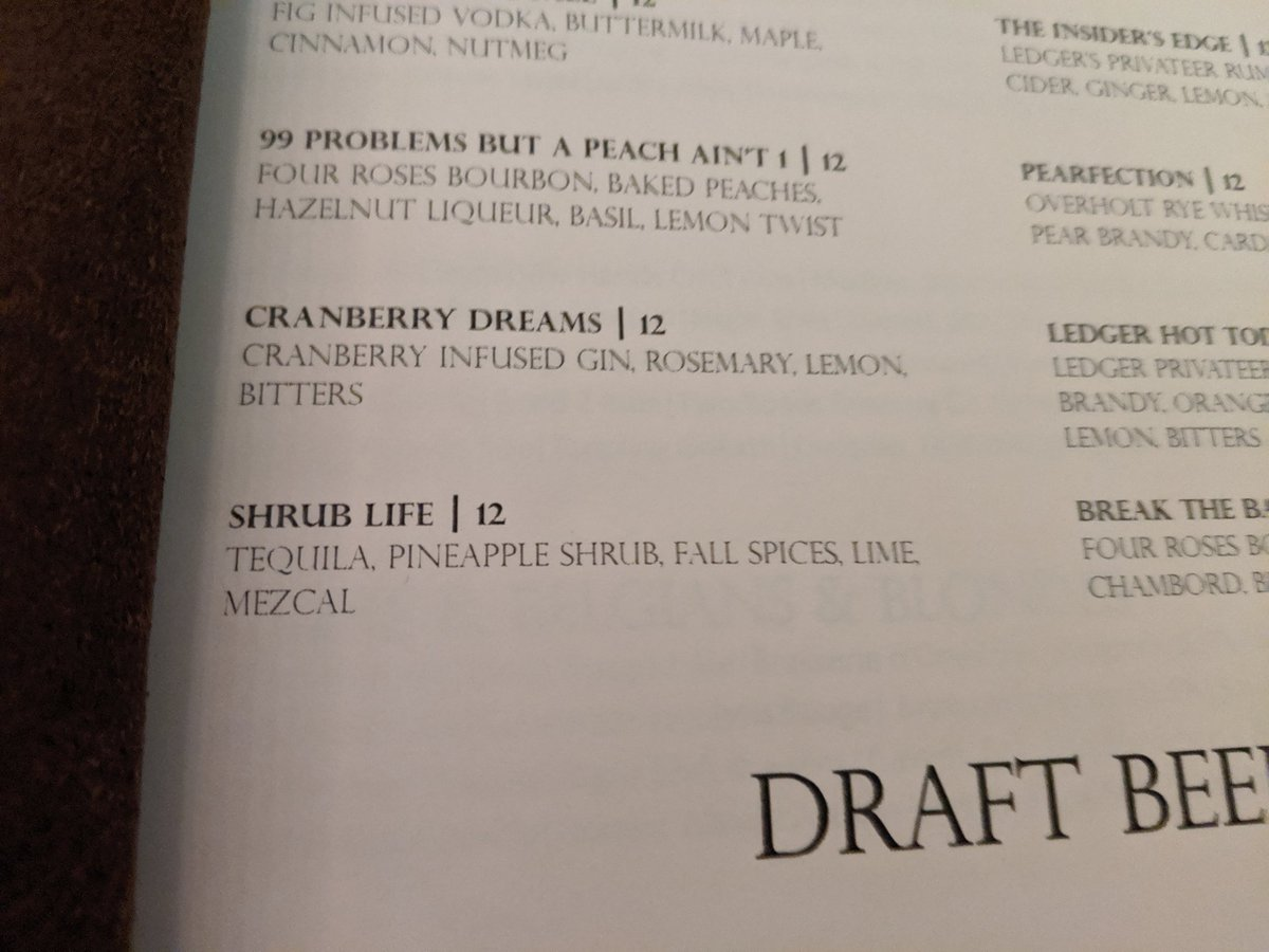 @ShrubMusic yooo.. a spot in Salem, MA has a drink for y'all! #shrublife #shrublove pic.twitter.com/RVTByuYsoH