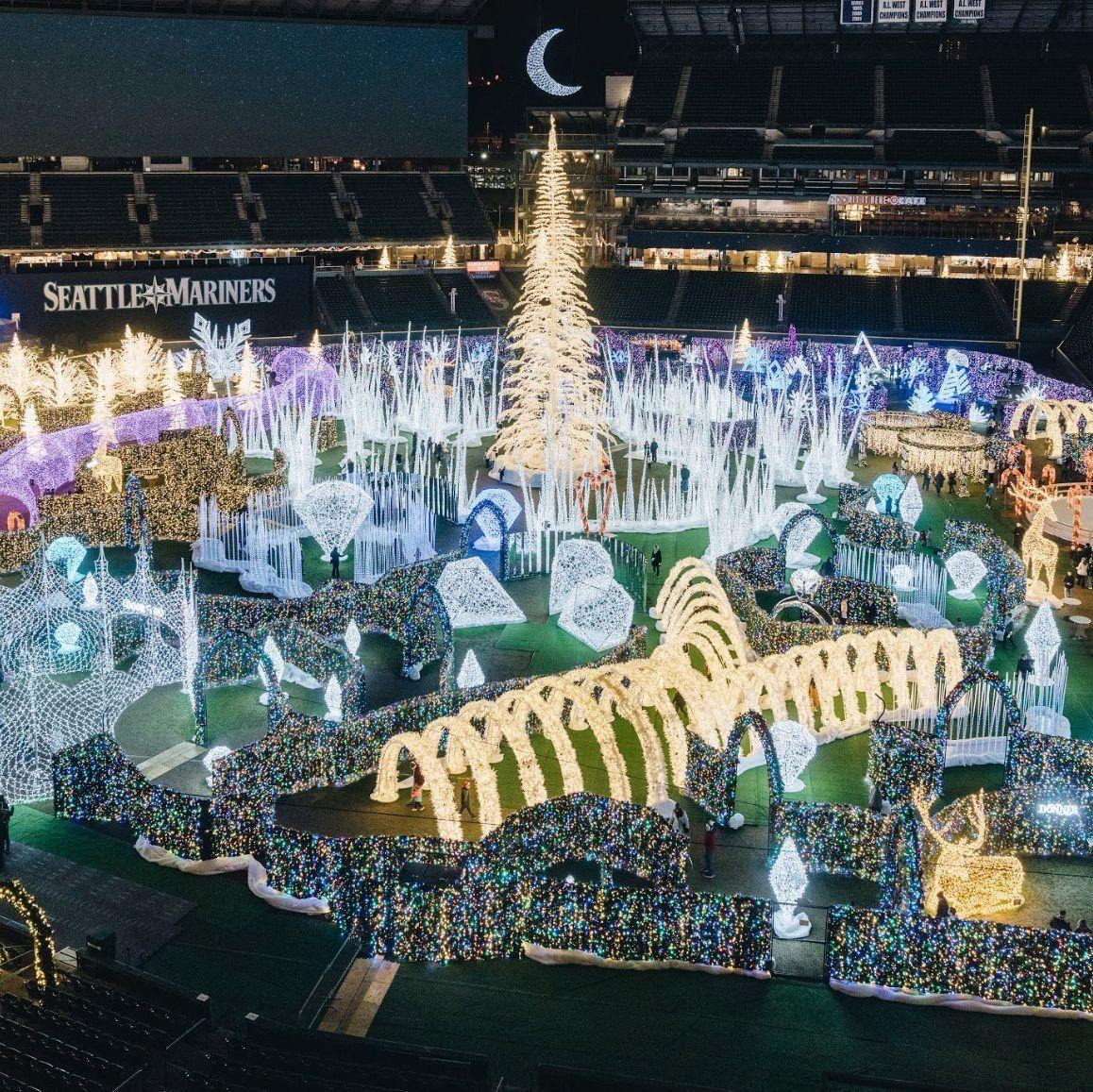Enchant Christmas.Enchant Christmas Seattle Enchantsea Twitter