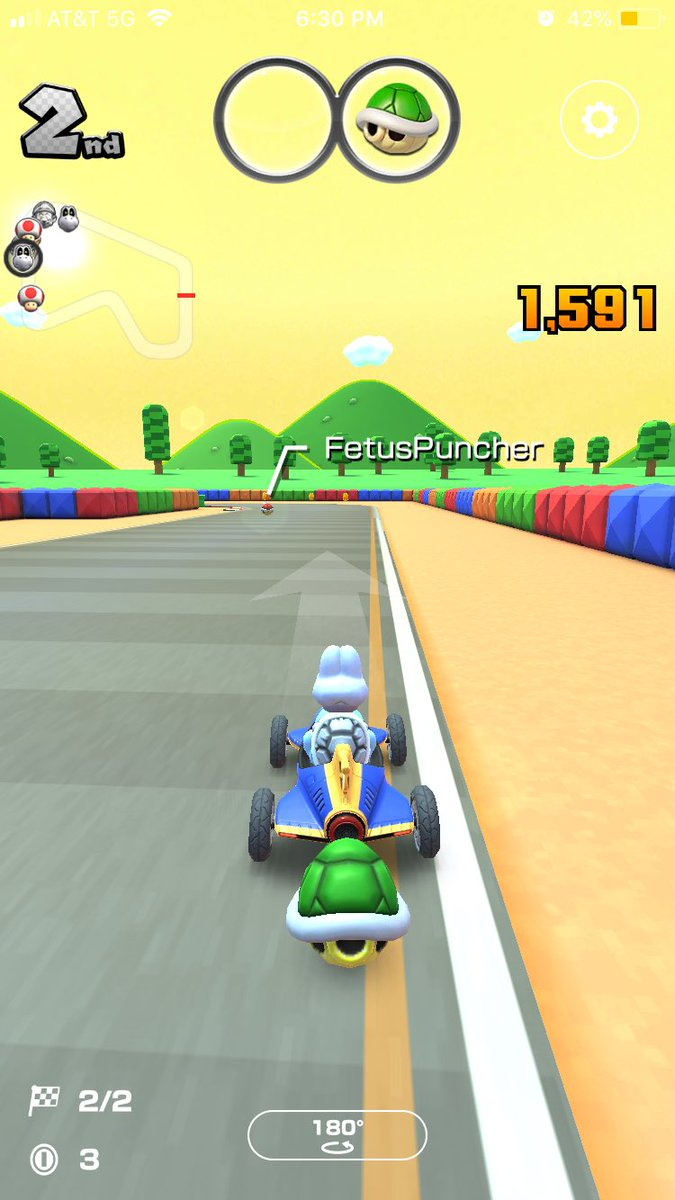 Dylan Chapell On Twitter So There S No Multiplayer In Mario Kart
