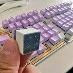 全てのキーが自由に配置できるキーボード。