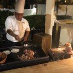 Image for the Tweet beginning: #SecretsCapri the chefs here make