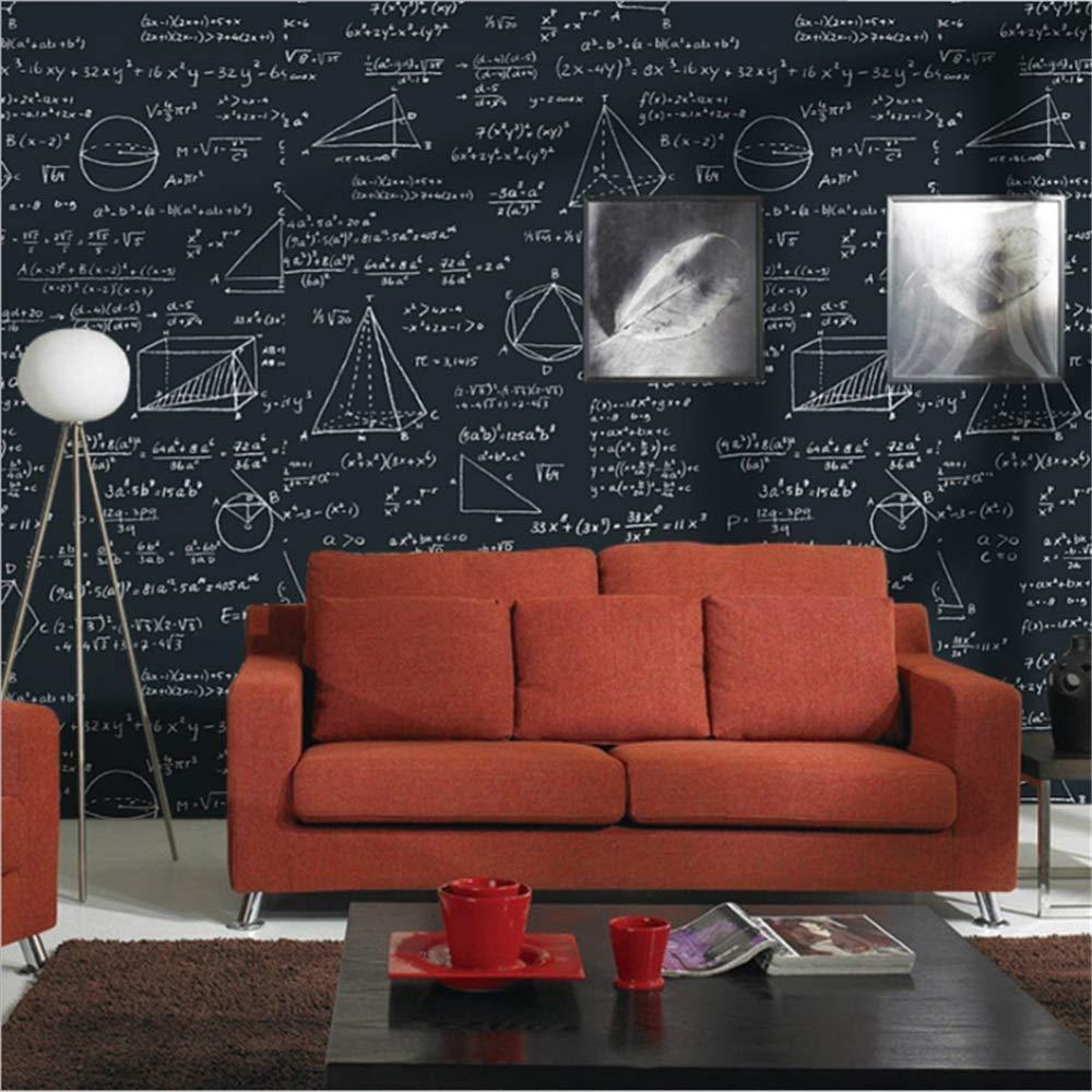 龍トウ オシャレな壁紙探してたら 黒板に数式がぶわーっと書かれた奴出てきて オシャレというより部屋に幽閉されたアンソニー ホプキンスが数式を壁一面に書きなぐったヤベー部屋になるじゃんこれ