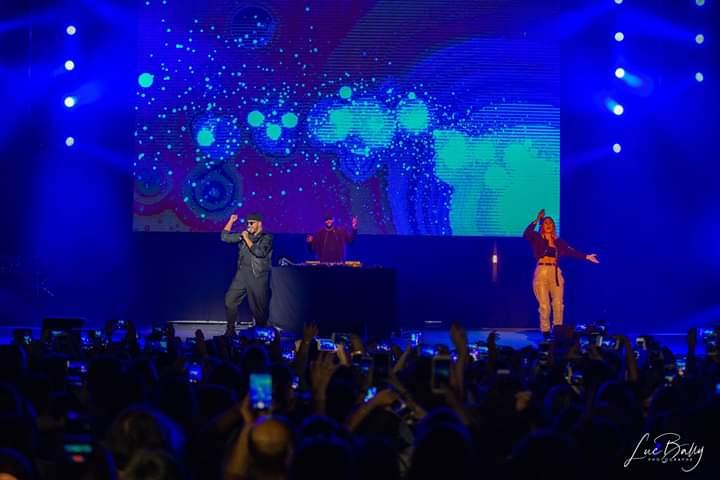[PHOTOS] Retour en images sur le #TopMusicLive qui à eu lieu ce jeudi 26 septembre à Colmar !  @VITAA @Slimaneoffpic.twitter.com/wi2cOVLTrg