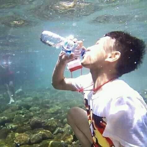 Bangbayyy On Twitter Sambil Menyelam Minum Air