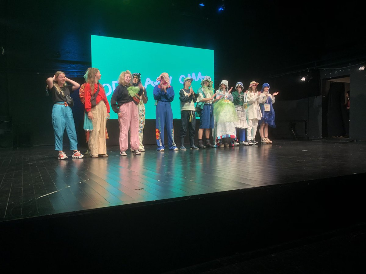 Reinoutvos On Twitter Proud Of Young Dutch Fashion Designers In Praise Of Granny At The European Fashion Passport Sarajevo For Creative Industry Https T Co Jjqtuu3vmp