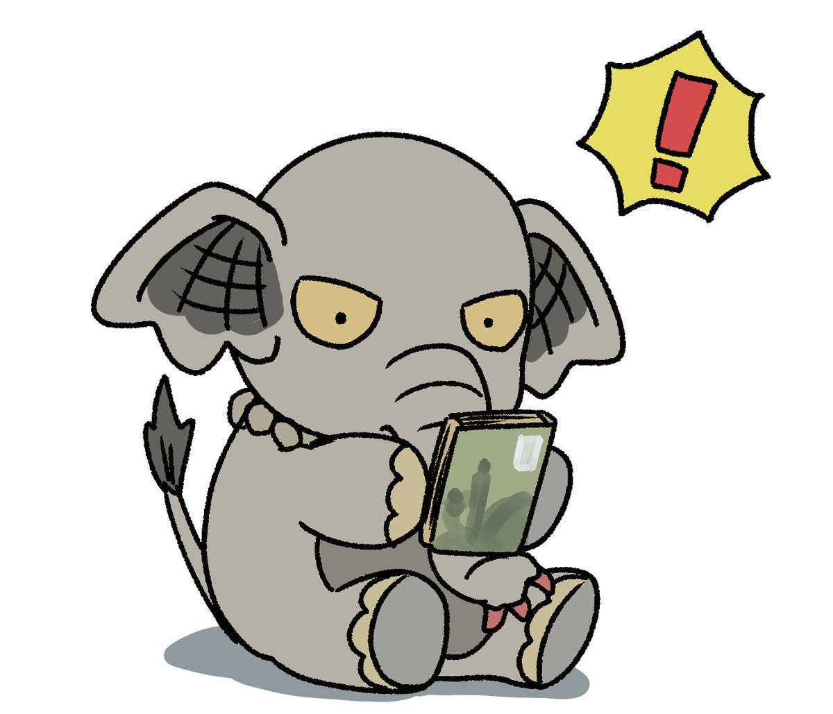 海野なまこ ゆるるふ神話シリーズ 宣伝 クトゥルフ様がめっちゃ雑に教えてくれる クトゥルフ神話用語辞典 発売中です 眷属の方が表紙に載っていて驚きを隠せない邪神 チャウグナル ファウグン
