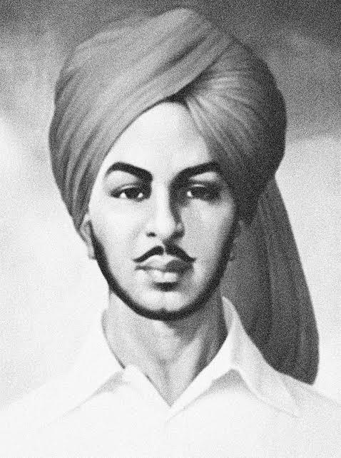 सरफरोशी की तमन्ना अब हमारे दिल में है, देखना है ज़ोर कितना बाजु-ए-कातिल में है। – भगत सिंह Tribute to shaheed #BhagatSingh on his birth anniversary 🙏
