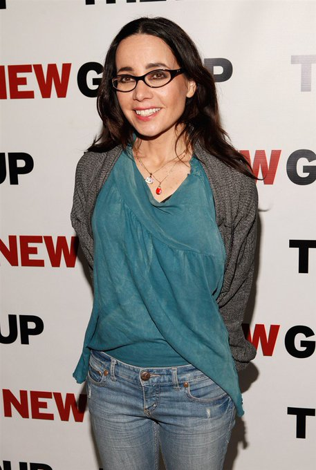 Happy Birthday to Janeane Garofalo. I did not know she and one of my ex s were born on the same day.