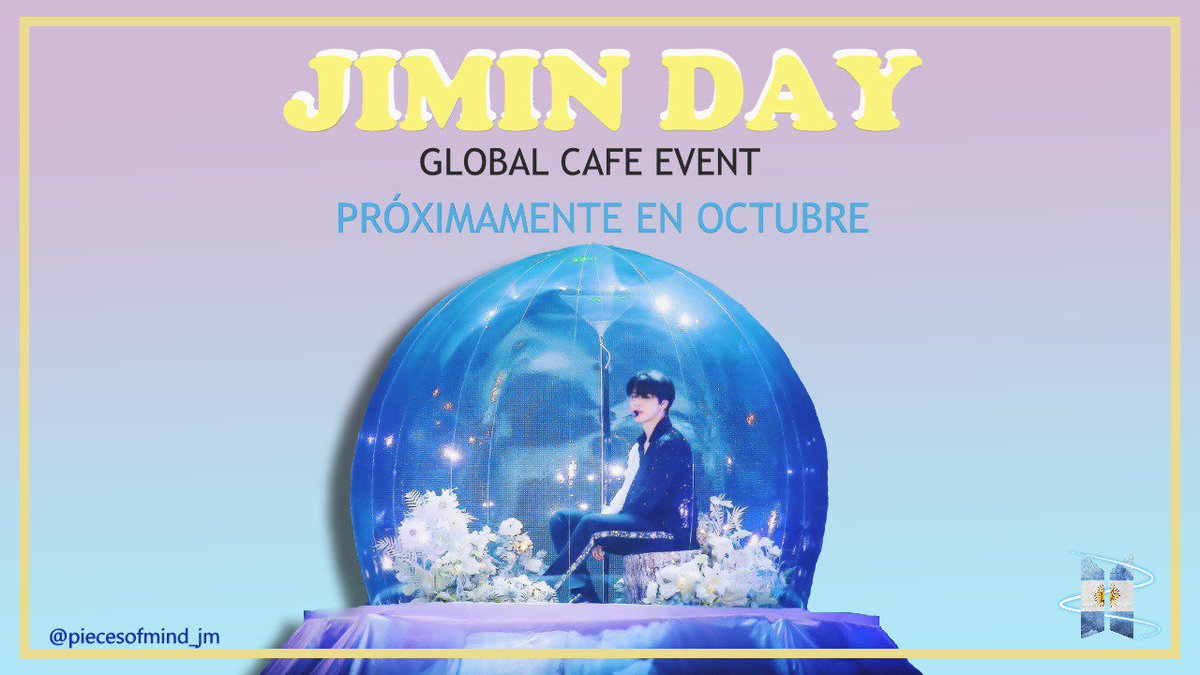 GLOBAL JIMIN CAFE 🌎☕ Buenos Aires [PROXIMAMENTE]