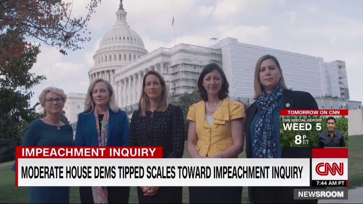 Progressives Slam CNN For 'Whitewashing' Impeachment, Failing To Credit 'Squad'