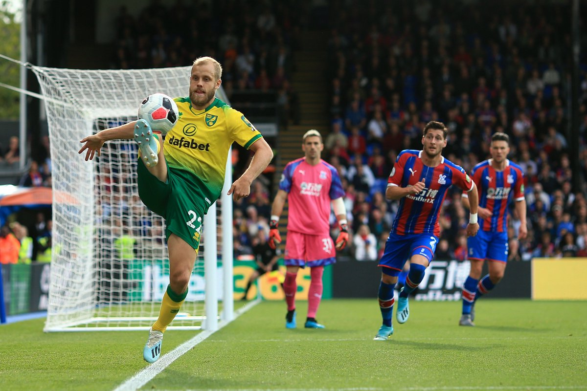 Video: Crystal Palace vs Norwich City Highlights