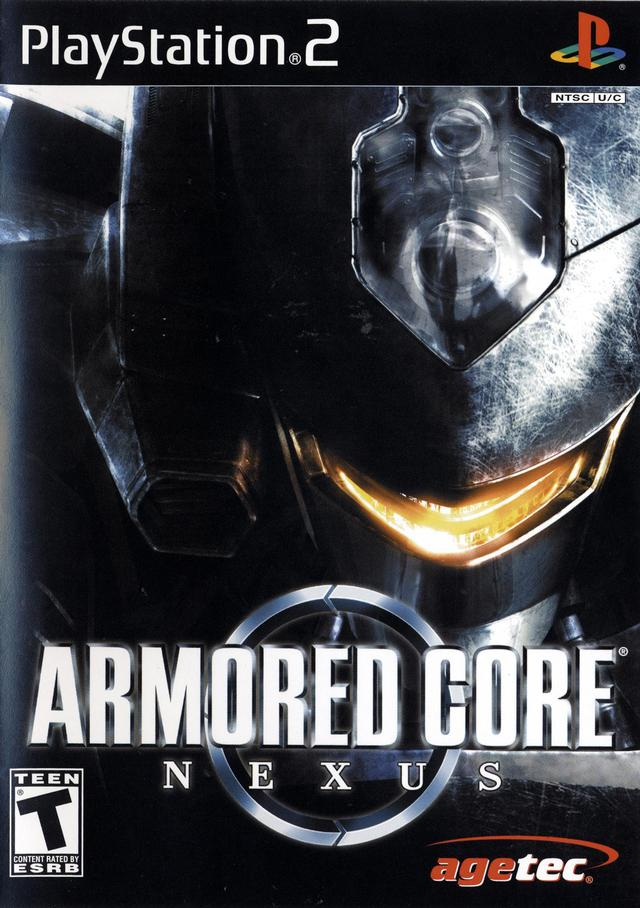 """Armored Core OSTs on Twitter: """"ARMORED CORE: NEXUS for the PlayStation 2  was released on this day in North America, 15 years ago. (2004)… """""""