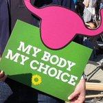 Image for the Tweet beginning: Schwangerschaftsabbrüche müssen endlich legalisiert werden.