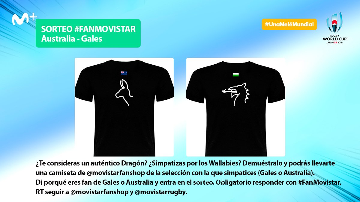 @MovistarRugby's photo on Wallabies