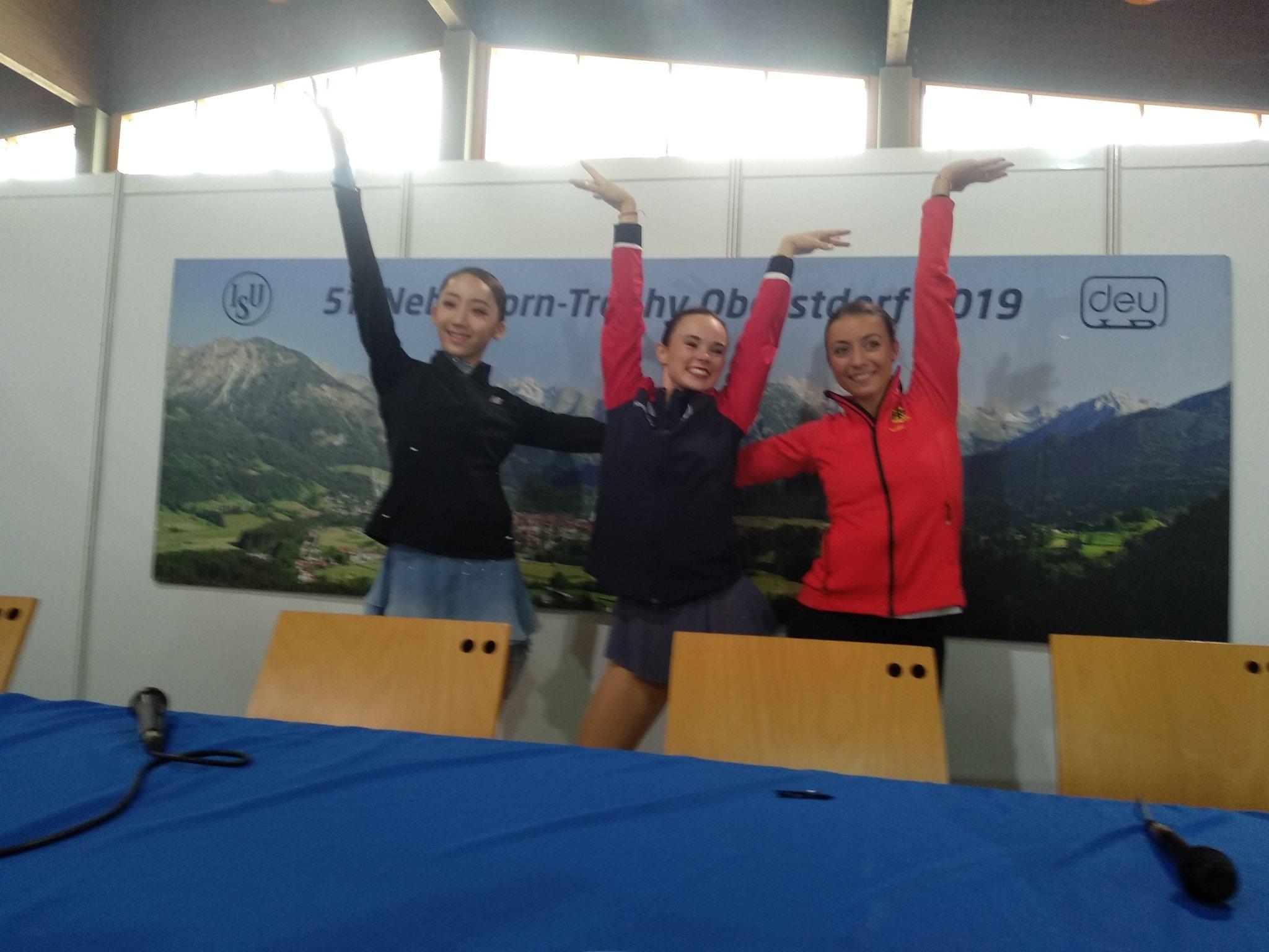 Challenger (5) - Nebelhorn Trophy 2019. 25 - 28 Sep 2019 Oberstdorf / GER - Страница 2 EFjRHDLWsAIUJw4?format=jpg&name=4096x4096