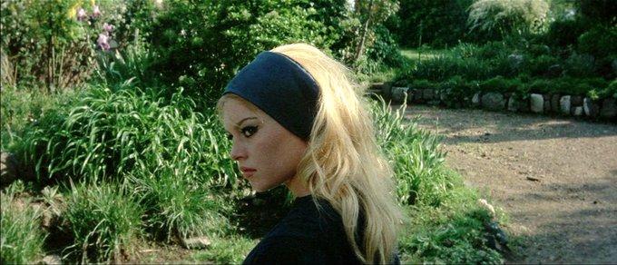 Happy 85th birthday, Brigitte Bardot.