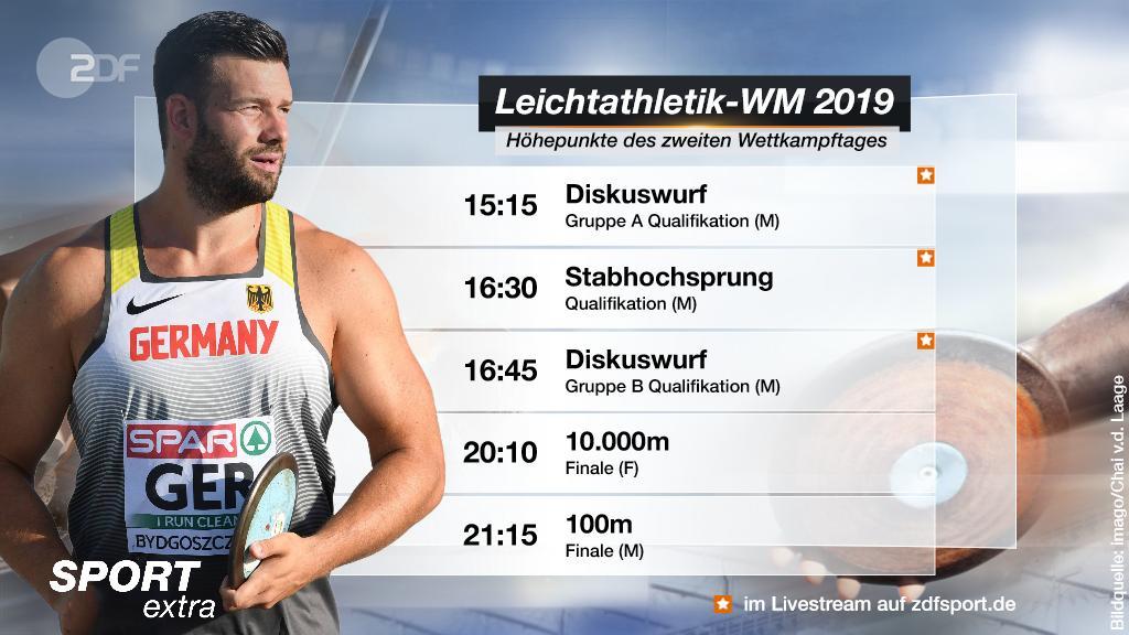 Zdf leichtathletik livestream