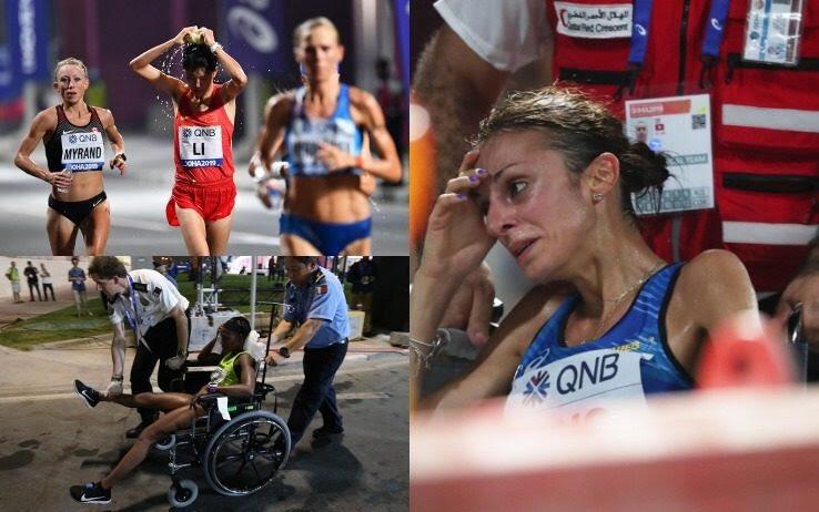 Risultati immagini per maratona donne doha