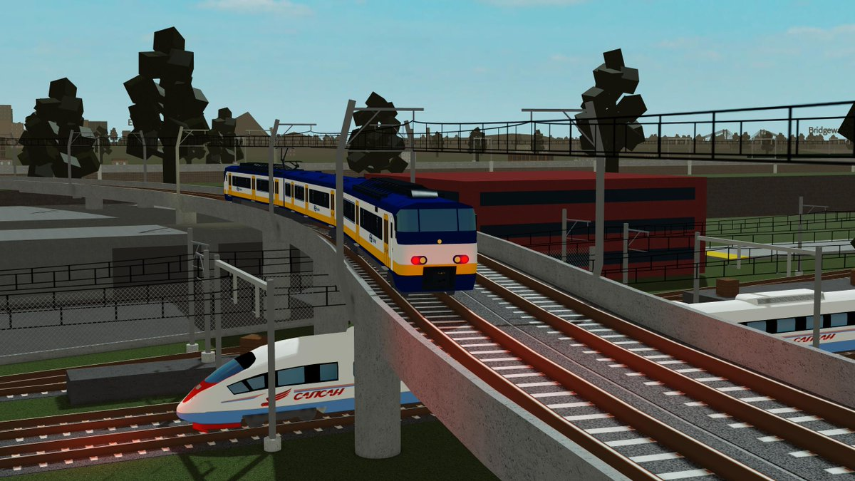 Twin Rail Official At Twinrailrblx Twitter - roblox railway games