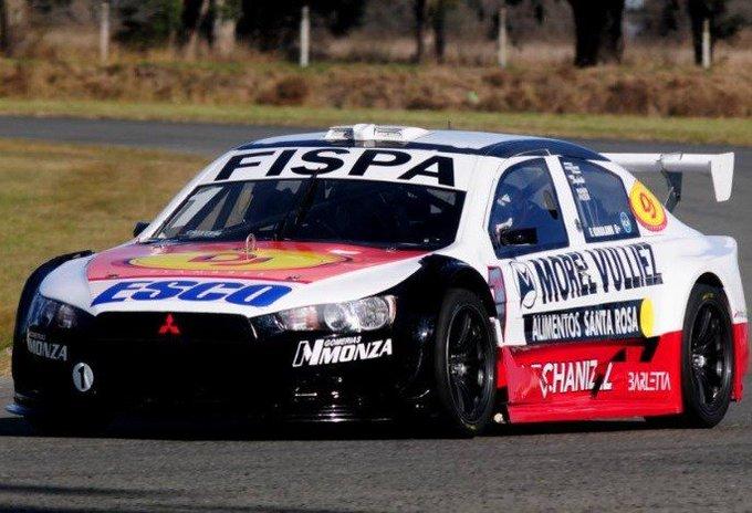 #TopRaceV6 | Girolami conquistó la pole position